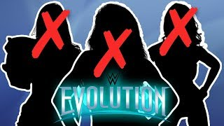 Former WWE Wrestlers Who REJECTED WWE For An Appearance At Evolution PPV