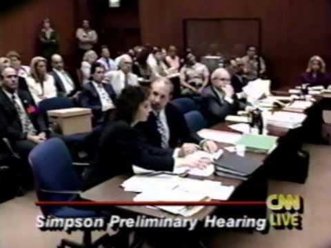 Early Greta Van Susteren as CNN O.J. Simpson Analyst (7/5/1994)