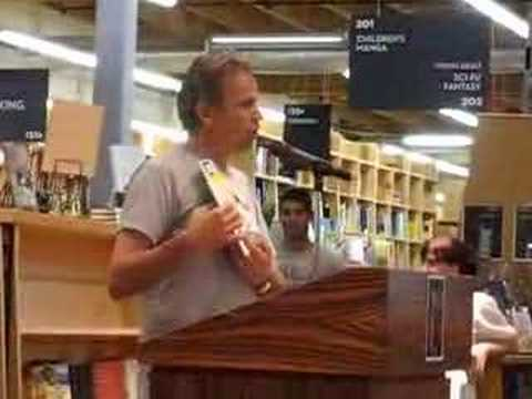 Jasper Fforde in Portland, OR