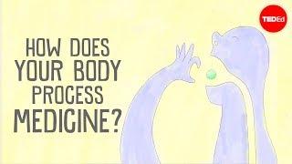 How does your body process medicine? - Céline Valéry
