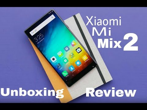 [Hindi]- Xiaomi Mi Mix 2 Unboxing & Full Review Release Date in India Price etc.