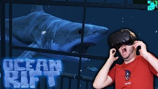 THE UNINTENTIONAL HORROR GAME   Ocean Rift Gameplay (HTC Vive VR)