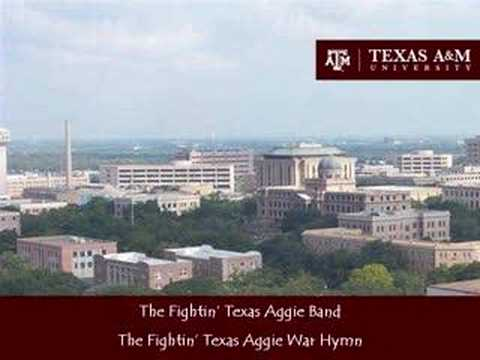 The Fightin Texas Aggie War Hymn