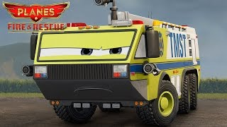 Planes 2 - Fire & Rescue - Dusty, Blad Ranger, Windlifter etc [1080p][HQ] Part #03  - GAMEPLAY