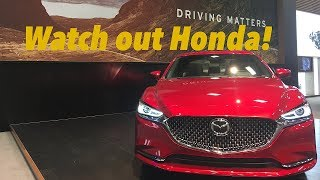 The 2018 Mazda 6 Is Built To Impress!—2018 Mazda 6 Quick Look