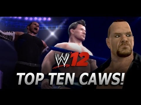 WWE '12: Top 10 Creations (September 2012)