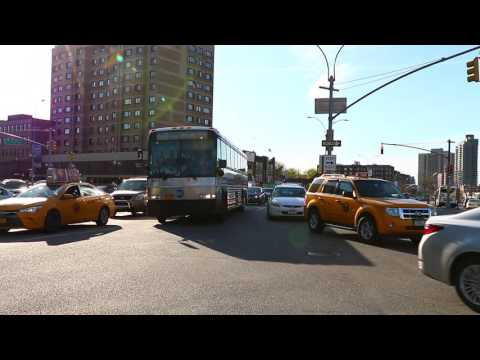MTA Bus Company 2002 MCI D4500 2852 On The QM1 @ Queens Blvd & Union Turnpike