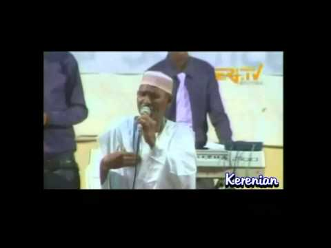 """Eritrea - Tigre song by Ahmed Sheik """"sekab badenni"""""""