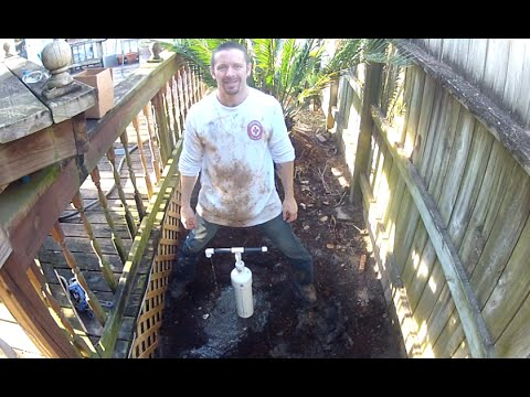DIY Water Well Drilling (Off-The-Grid Water Supply)