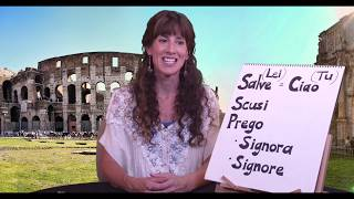 Learn Italian for Travel. Review: Important words and phrases for travel (Lesson 17)