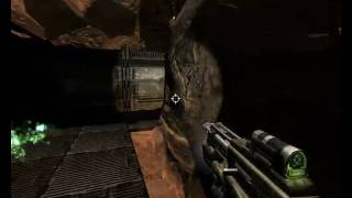 Quake 4 Play Through Air Defense Trenches Maxed Out on XFX HD 4770_Phenom II X4 925
