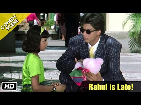 You are Late! - Kuch Kuch Hota Hai - Shahrukh Khan Sana Saeed...