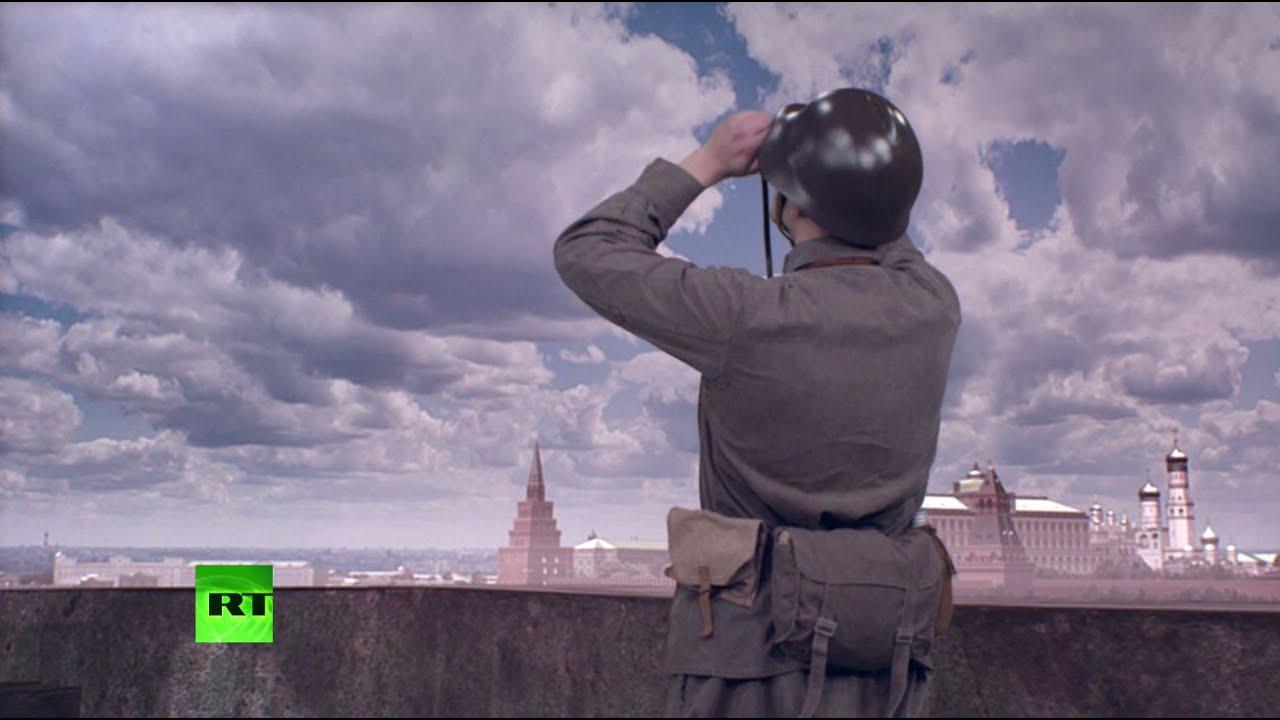 Хроника битва за москву 18 фотография
