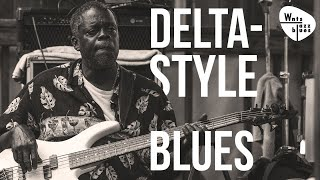 Delta Style Blues - Mississippi Louisiana Blues, at the Crossroads