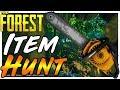The Forest   ITEM HUNT   EPIC BATTLES   Super Hard Ep.3