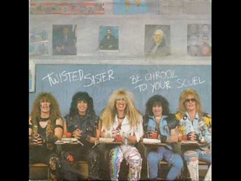 Twisted Sister - Lookin Out For