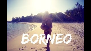 BEST of Borneo, Malaysia | Drone | Orangutangs  | Turtles  | (Travel The World)