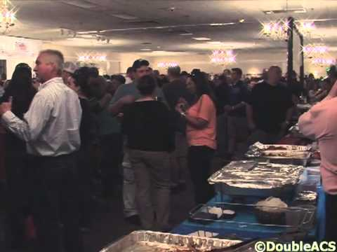 The Annual Wing Fling Benefits the Fraternal Order of Police