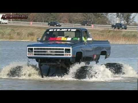 Episode 1.7 Part 2 of 3: ACTIONTRACKS - Gas Guzzy 4x4 Off-Road Truck Show Challenge - Auburn, IN Music Videos
