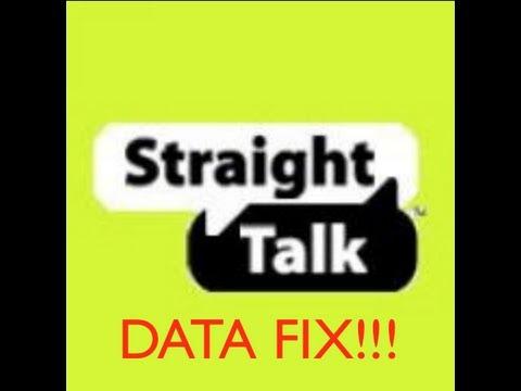 Straight Talk Data FIX