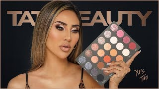 TATI BEAUTY NEUTRALS PALETTE REVIEW + SWATCHES | BrittanyBearMakeup