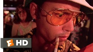 Fear and Loathing in Las Vegas (3/10) Movie CLIP - The Hotel on Acid (1998) HD