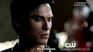 The Vampire Diaries Extended Promo 3x20 Do Not Go Gentle (RUS Subs)
