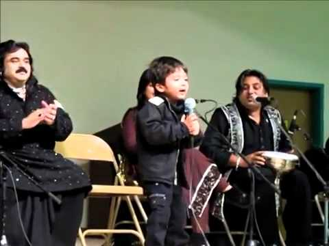 Arif Lohar Son & Alam Lohar Grandson  First Performance - Live.flv video