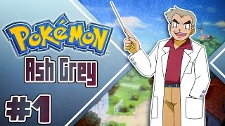 Pokémon Ash Gray Ep.1 - ¡El HACK MÁS DIVERTIDO!