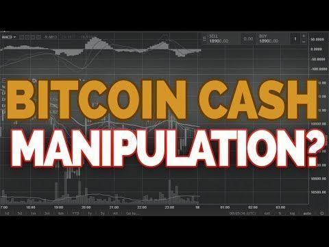 Truth About Bitcoin Cash Pump Dec. 20th