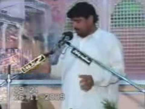 Zakir Amir Abbas Rubani 8 Zilhaj Gulan Khail Mainwali Part 3 video