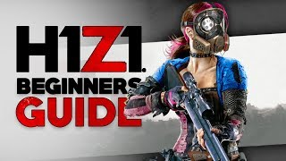 H1Z1 on PS4 | Beginners Guide (PS+ Free Items)
