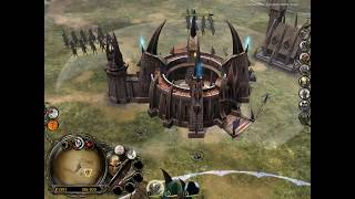 Battle for Middle Earth 2 - Walroth Mod 3 - Minas Morgul vs Isengard