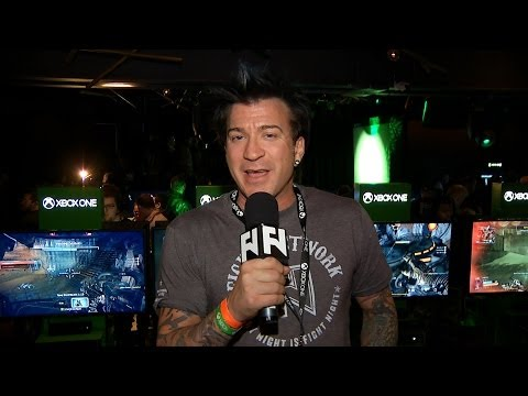 The Shift XBox One Titanfall launch