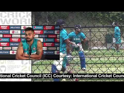 2015 WC IND vs SA: Virat Kohli ready to destroy SA