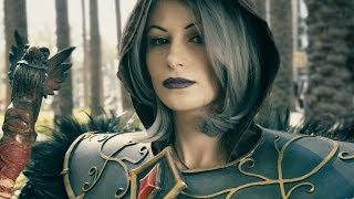 BlizzCon 2016 Warcraft Cosplay Compilation