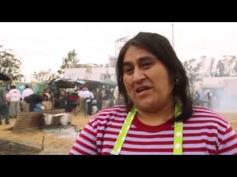 Historias de Raíz: Cocina mapuche, Leticia Colipan