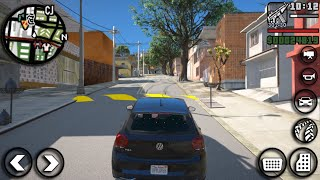 Baixar, Instalar GTA San Andreas v7 Modificado para Android | Versão leve 196MB (Download apk+data)