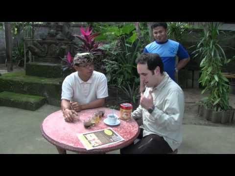 Kopi Luwak, Bali Taste Test