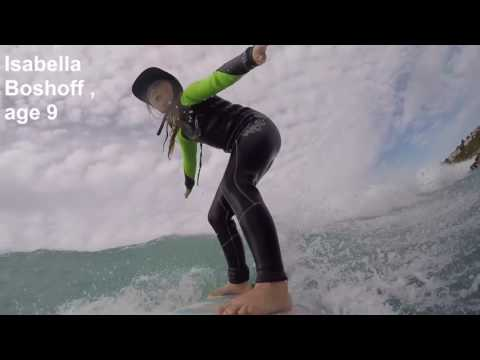 Surfing st Francis