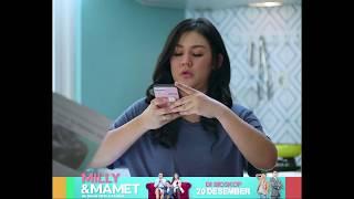Download Lagu Milly & Mamet (Ini Bukan Cinta  & Rangga) Trailer - Dubbing Trailer Gratis STAFABAND