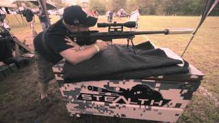 SEG Suppressors QRF Earth Day at the Range Suppressor Shoot