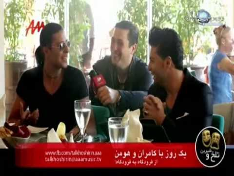 Kamran & Hooman - Talkho Shirin - Dubai 2012 - Part 1 video