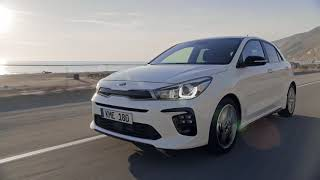 Kia Rio GT Line | Descoperă noul Rio GT Line 2018 | Your Time. Your Rules