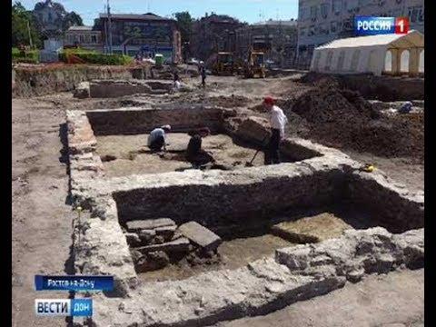 Раскопки на станиславского