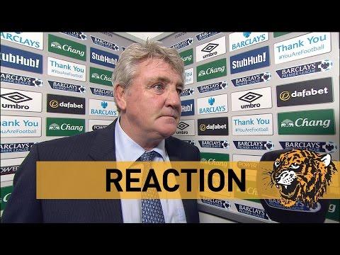 Everton v Hull City | Reaction With Steve Bruce
