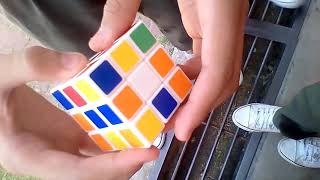 cube rubik harry 2 minute
