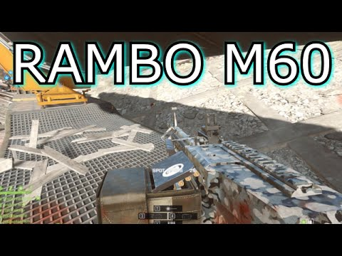 Battlefield 4 - Ybagptlo E11 Rambo M60 Dessert Eagle .44 video