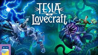 Tesla vs Lovecraft: iOS / Android Gameplay Walkthrough Part 1 (by 10tons Ltd)