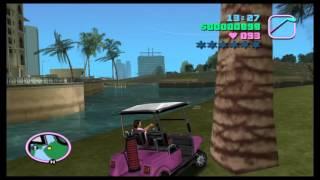 GTA: Vice City PS4 - Four Iron Golf